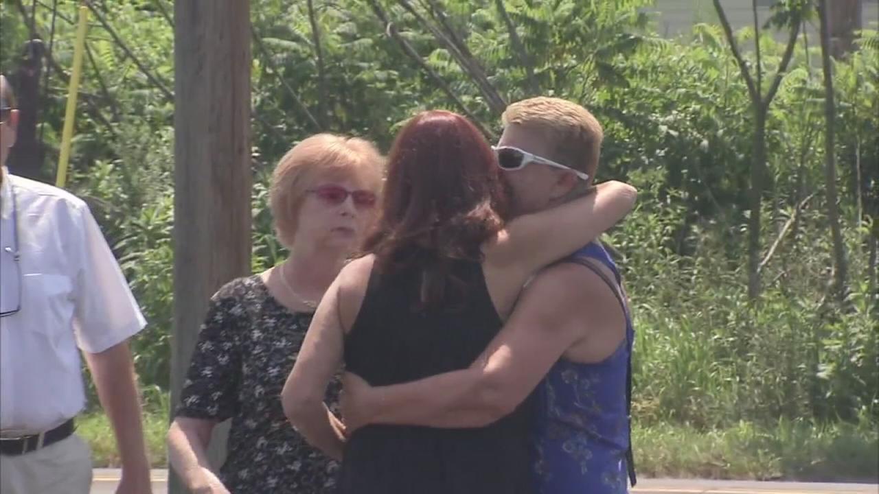 Family and friends say final farewell to Bucks County murder victim Dean Finocchiaro