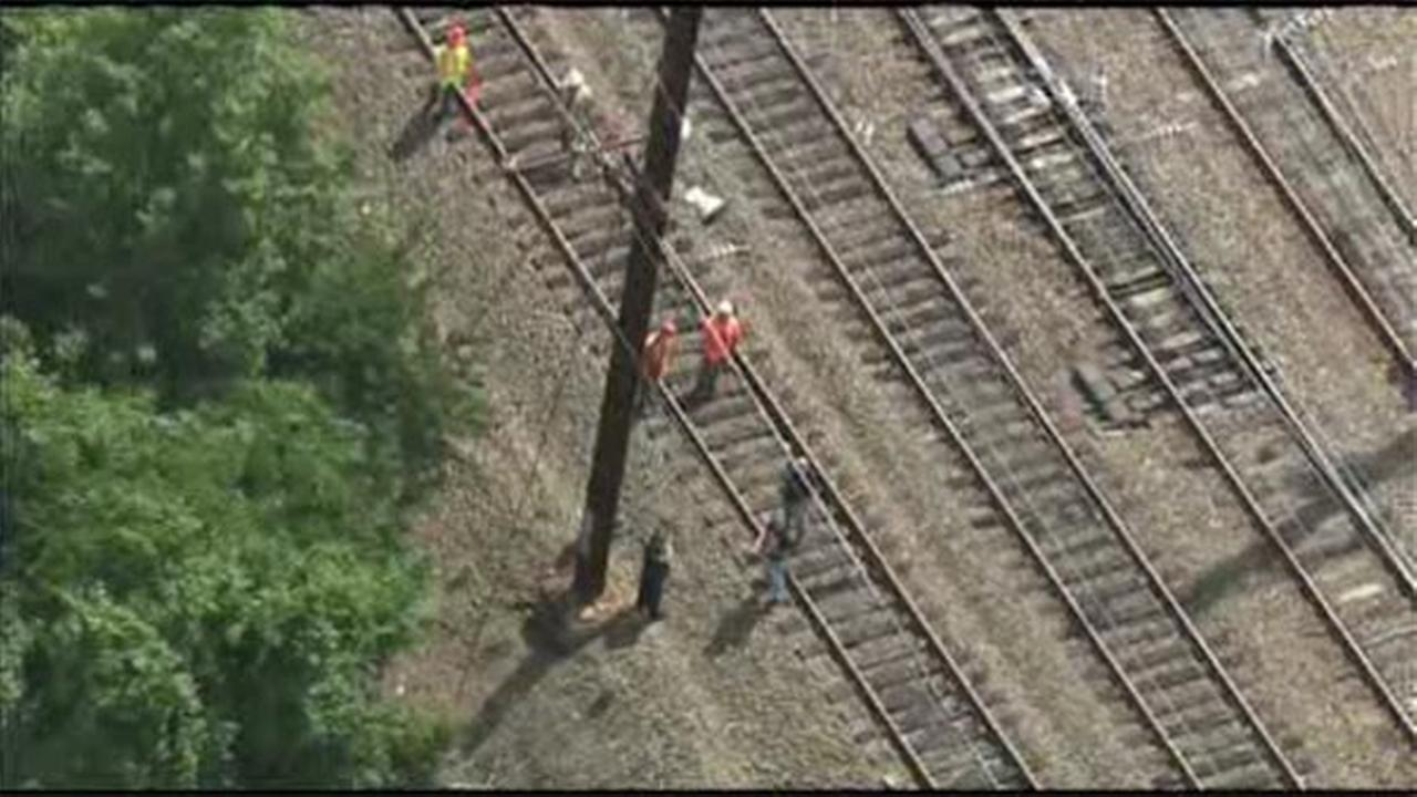 Pedestrian struck and killed by Amtrak train in Delaware