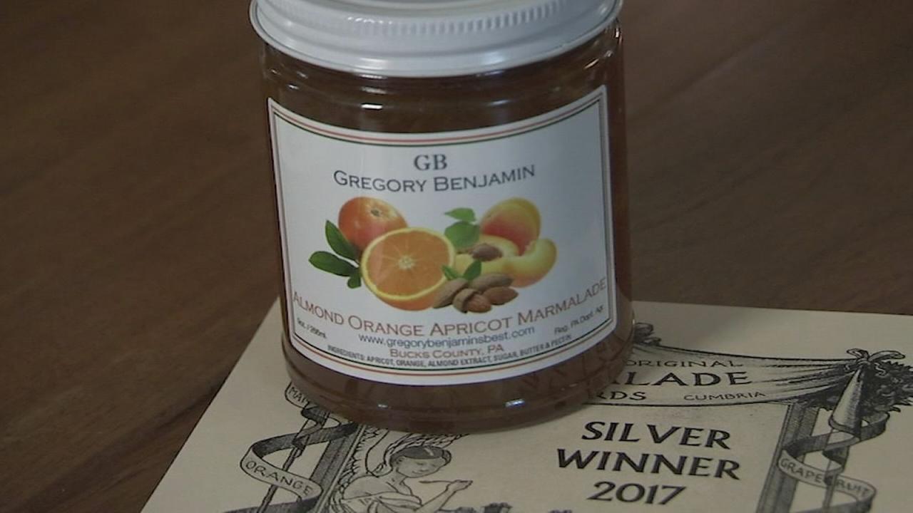 Art of Aging: Entrepreneur creates award-winning jams and marmalade