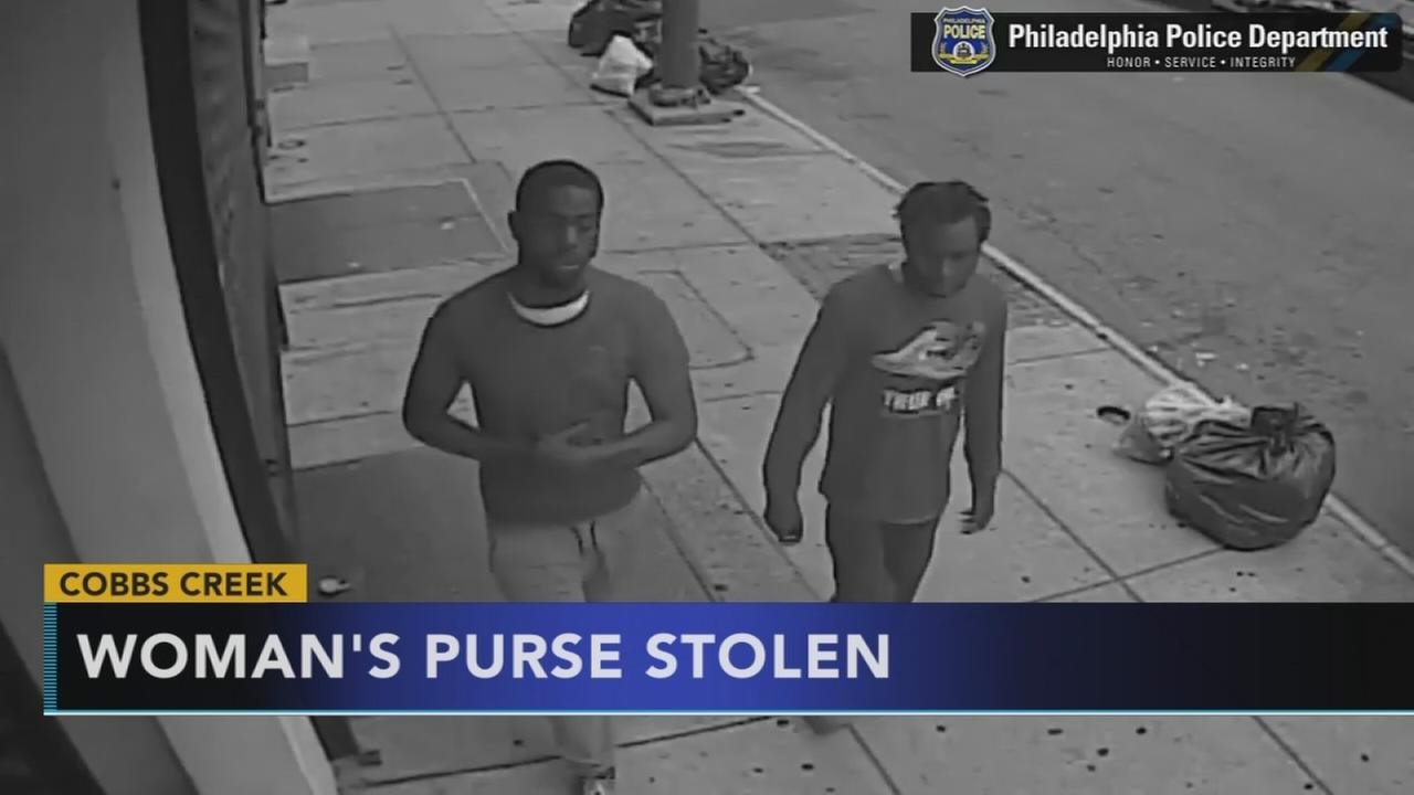 Police: Woman assaulted, robbed in Cobbs Creek