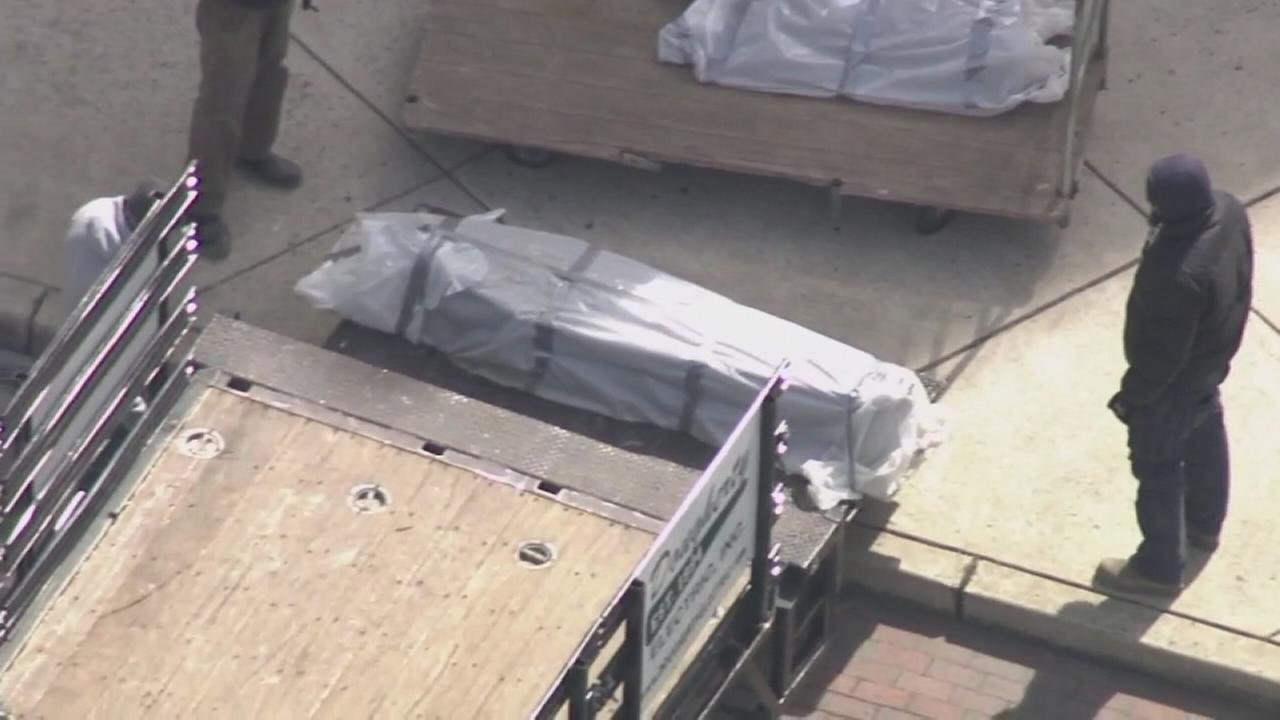 Some bones found at Old City work site are missing