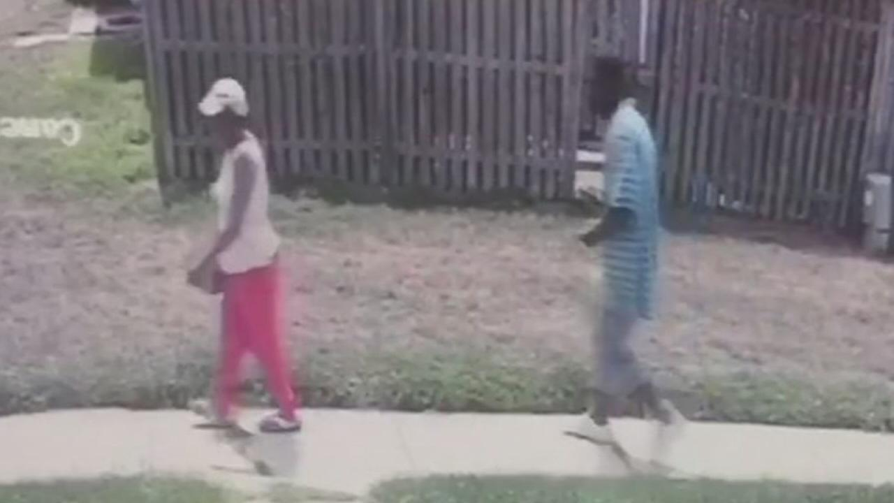 VIDEO: Violent purse snatching caught on camera in Camden Co.