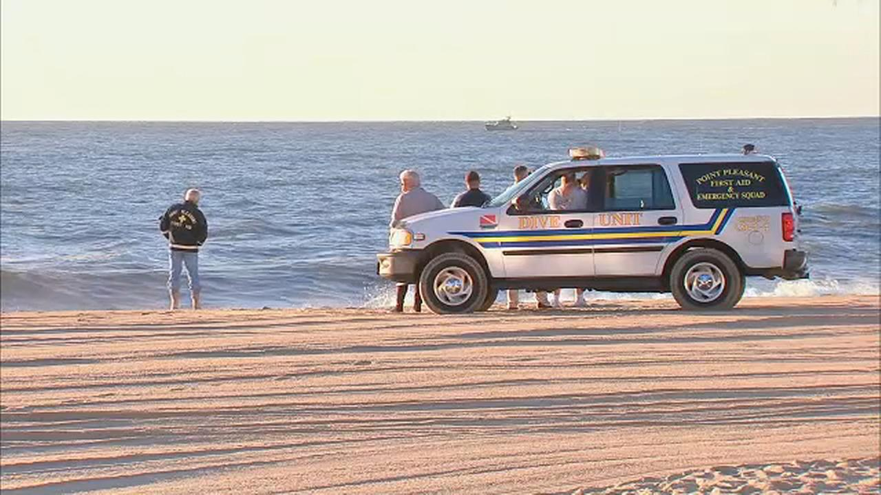 Police: Body fits description of missing Point Pleasant Beach swimmer