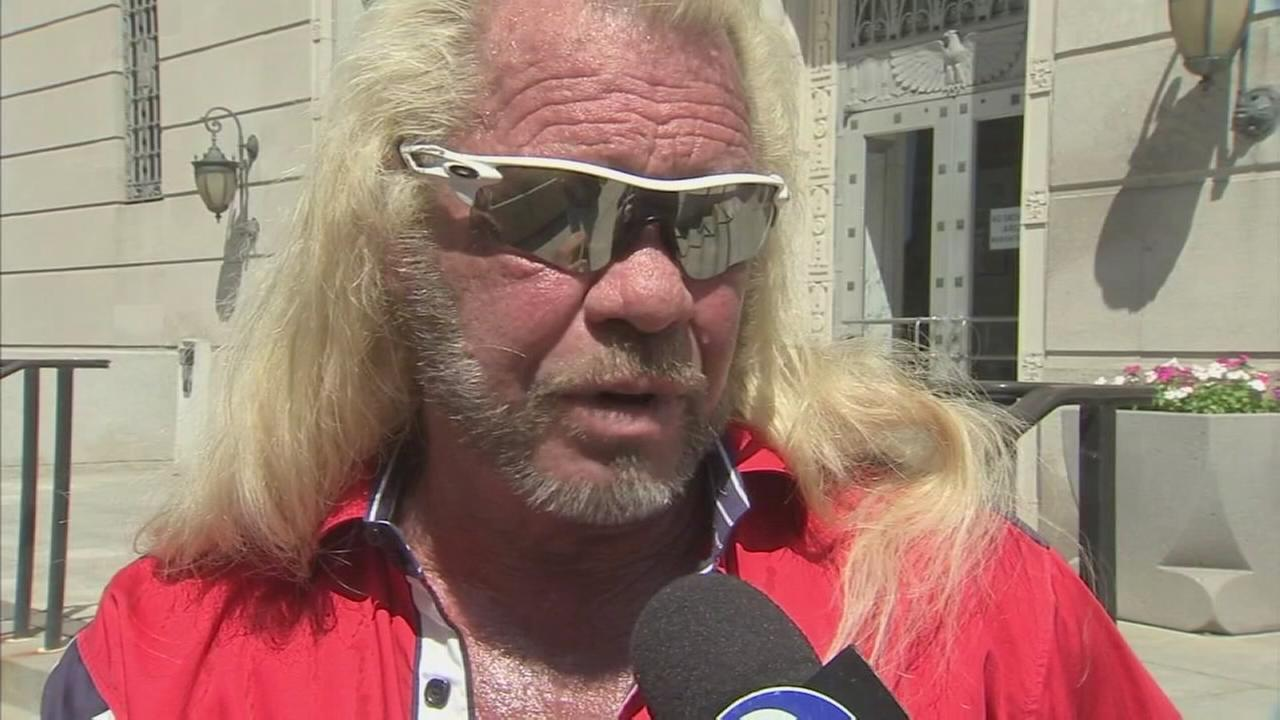 Dog the Bounty Hunter joins legal fight against NJ bail reform