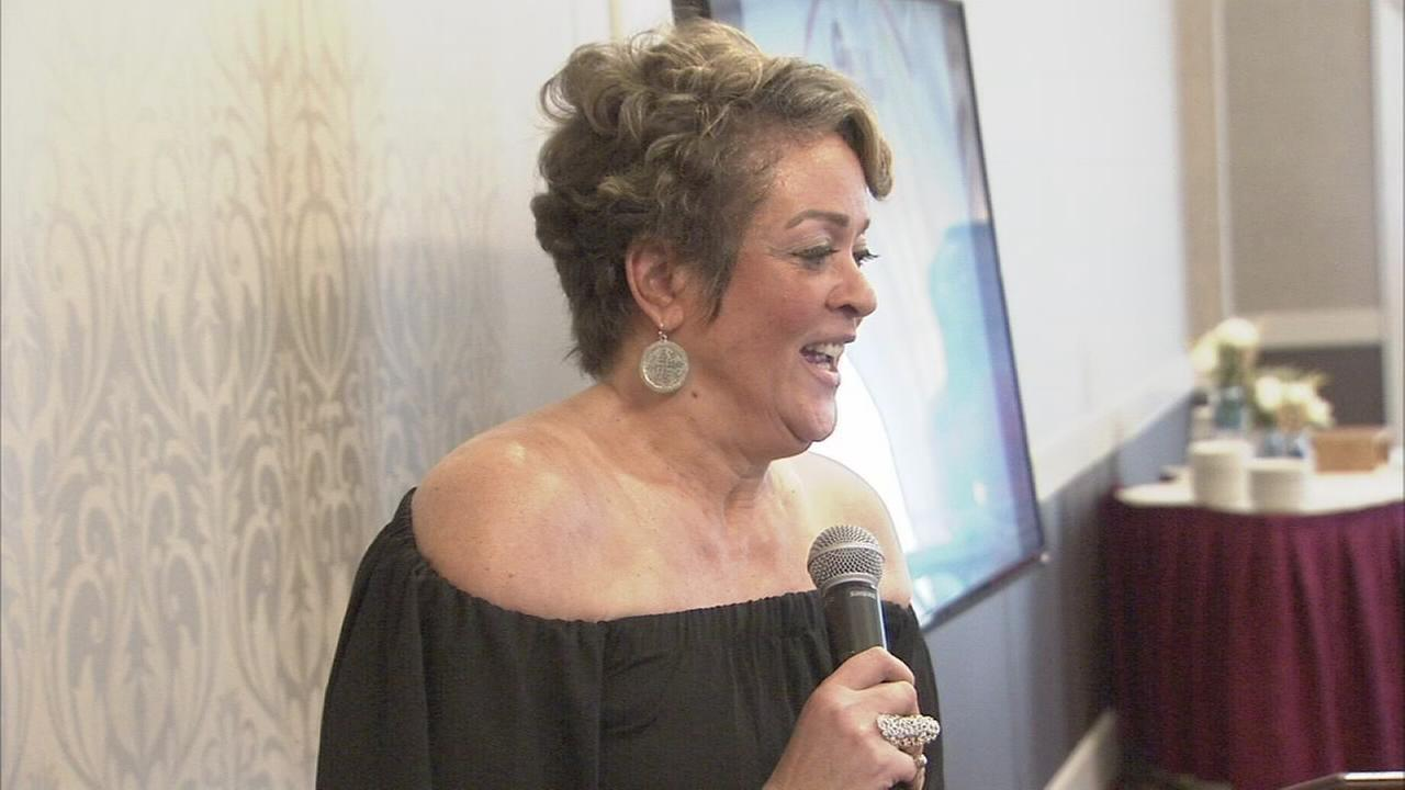 Lisa Thomas-Laury honored in Lafayette Hill