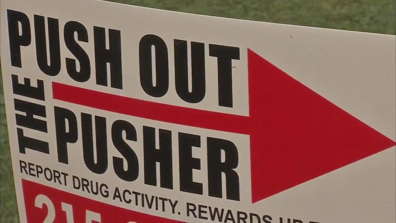 Message from Bucks County residents: Push out the pusher