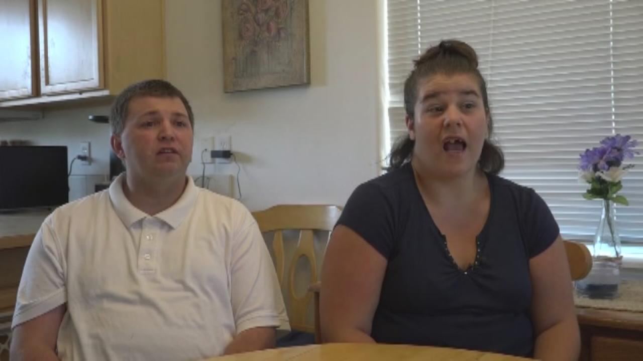 Couple claims children were taken away because of low IQ score