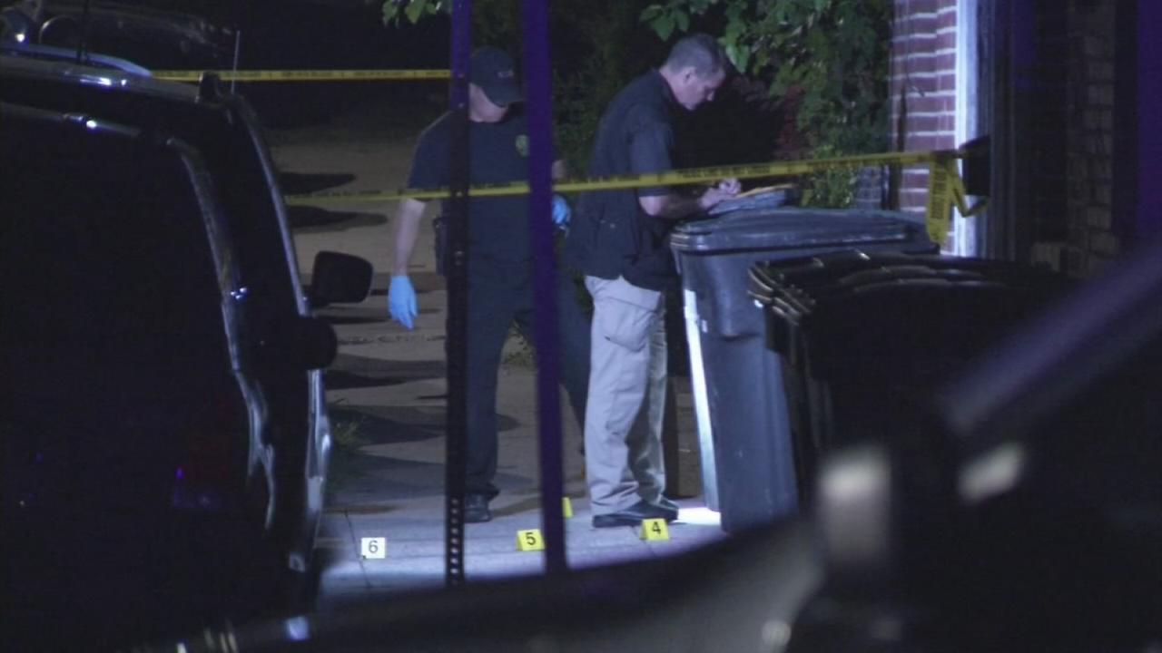 Murder investigation in Coatesville