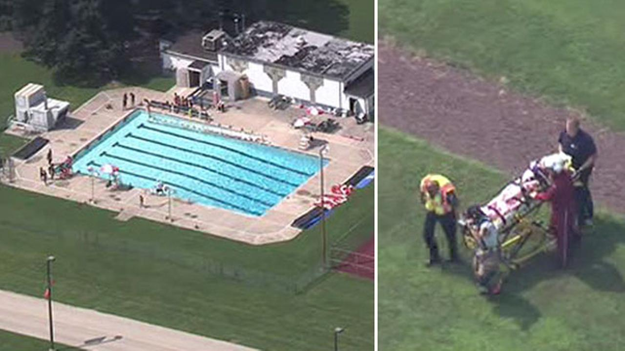 Girl, 8, rescued from pool at Temple University's Ambler, Pa. campus
