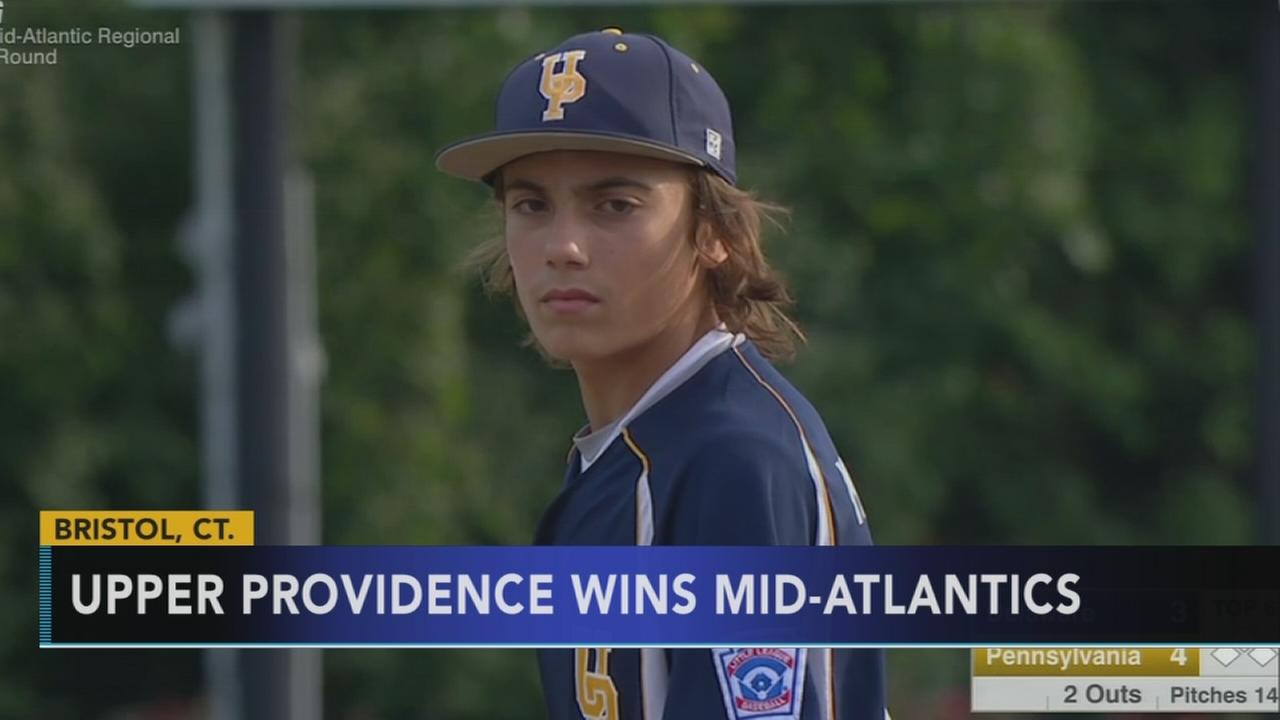 Upper Providence closer to Little League World Series
