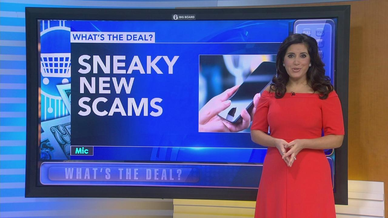 Whats the Deal: How to spot sneaky new scams