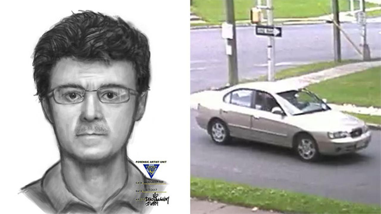 Haddon Twp. police release sketch of attempted luring suspect