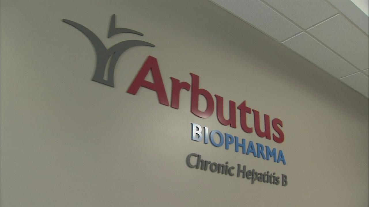 Bucks Co. company targets Hepatitis B with new drugs