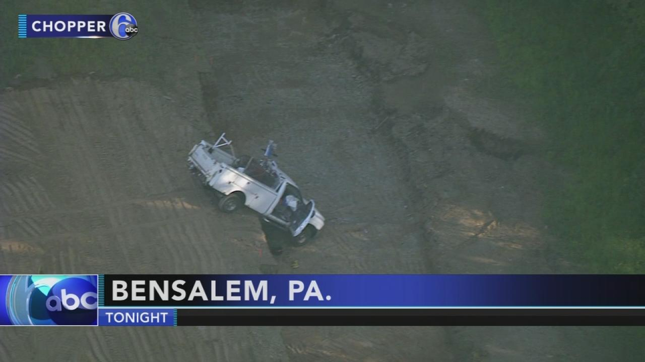 Police capture Bensalem gunman in NE Phila.
