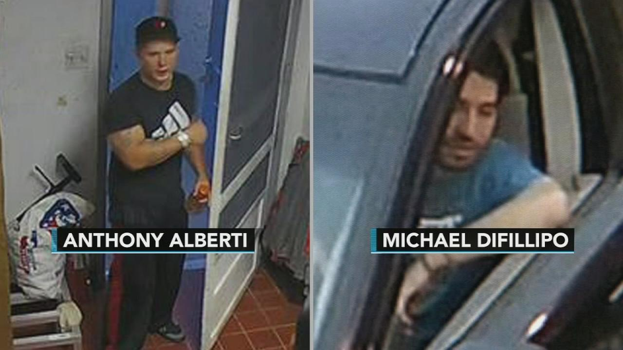 Donation jar theft suspects IDd