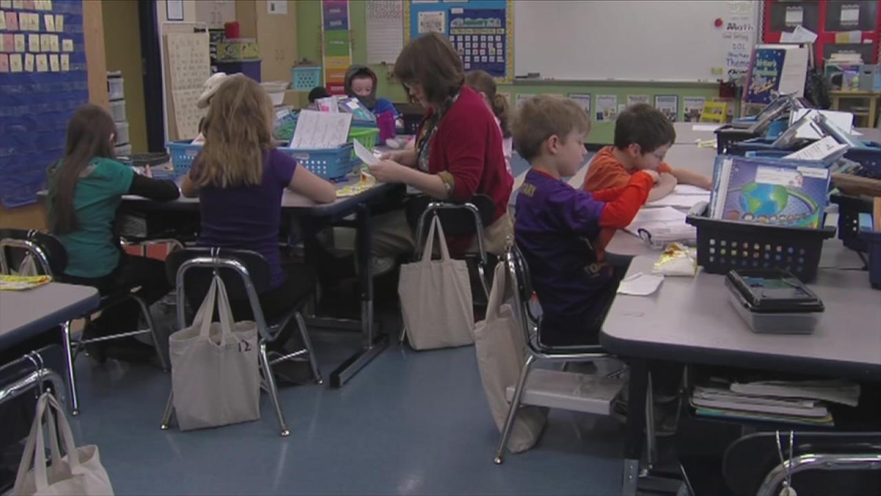 Doctors suggest easing children into back to school schedules