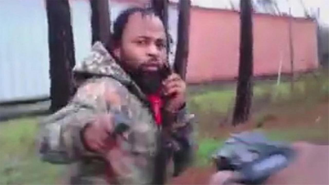 South Carolina officer shot repeatedly, survives
