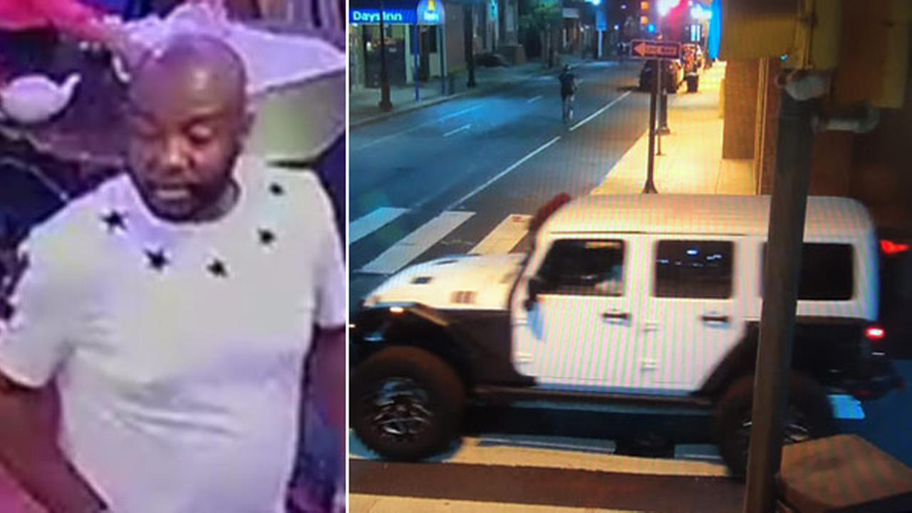 New photo of man sought in fatal Center City hit-and-run