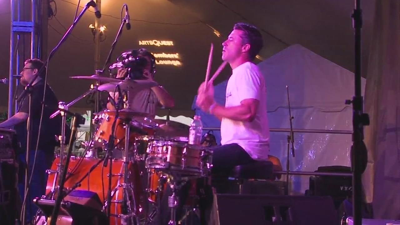 Matt ODonnell on drums!