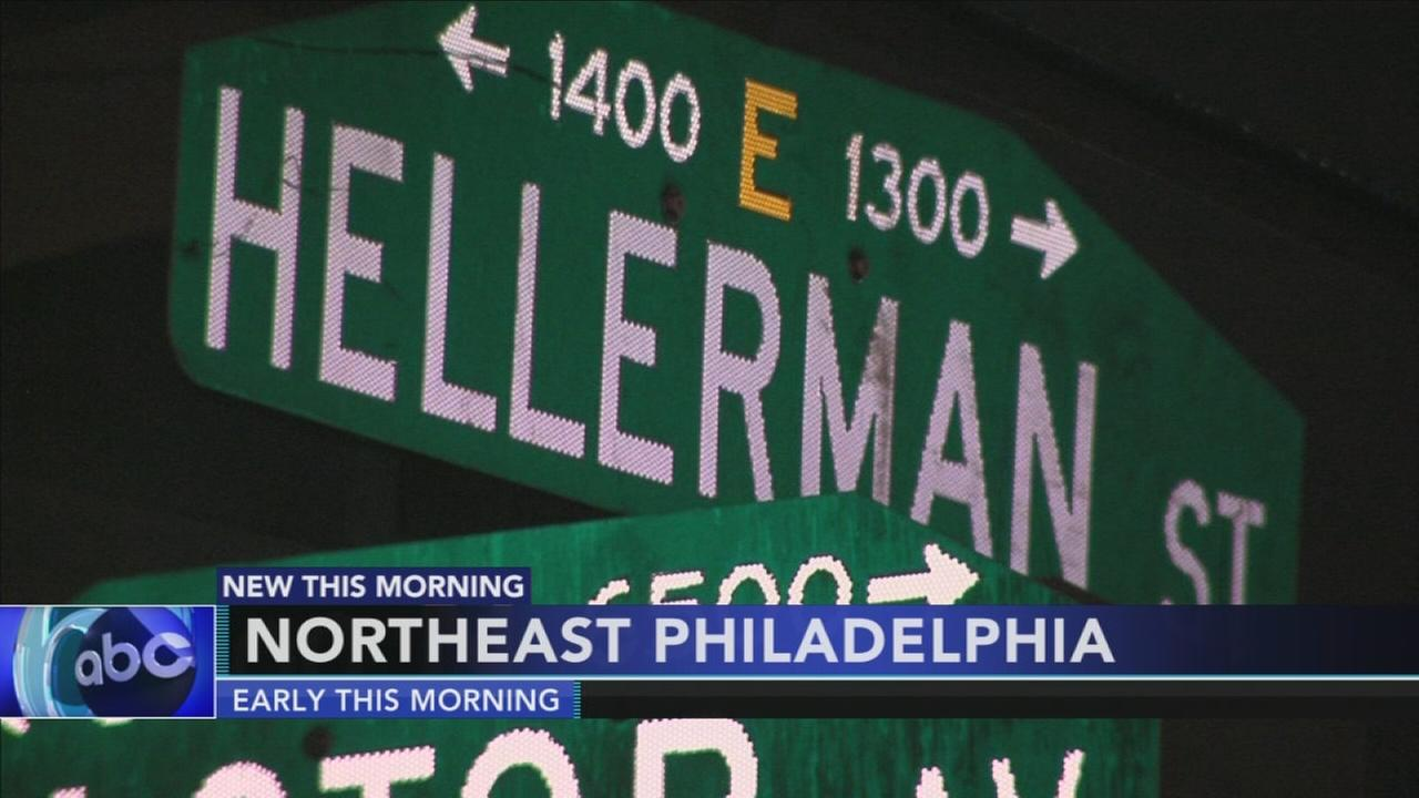 Man in serious condition after attempted robbery in Northeast Philadelphia