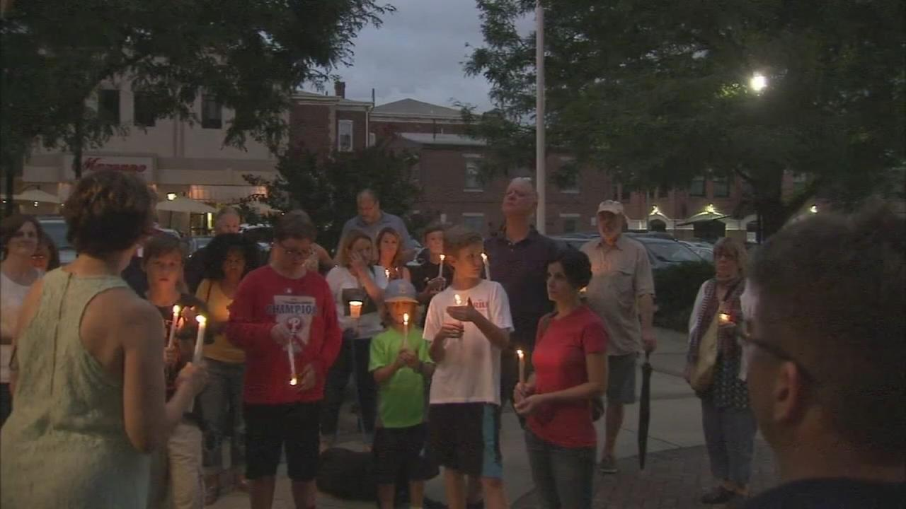 Community groups gather to support Charlottesville