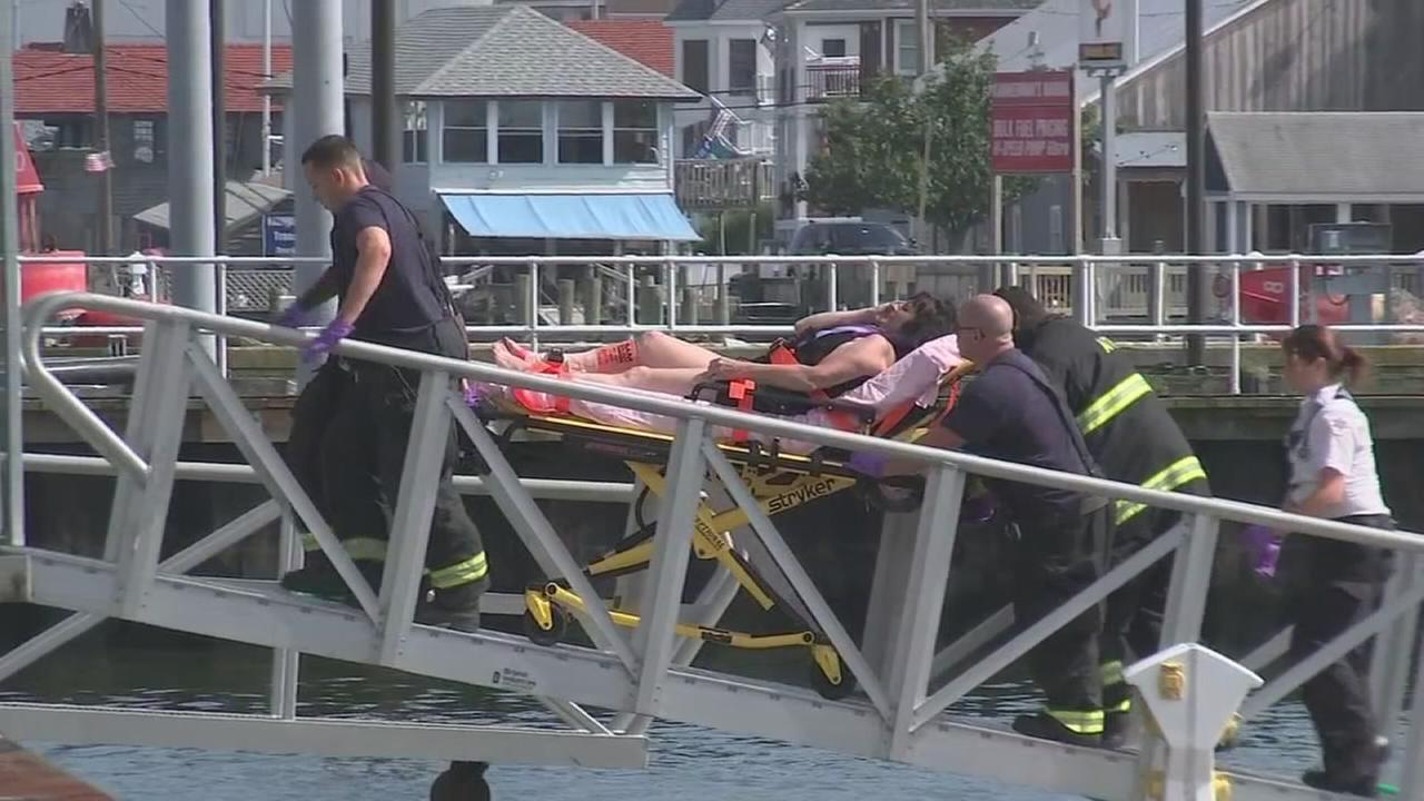 Woman injured in Jet Ski accident in Atlantic City