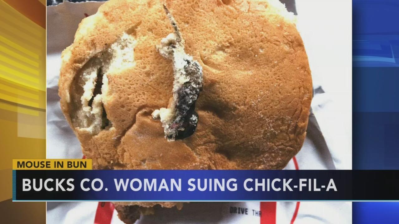 Bucks Co. woman suing Chick-Fil-A