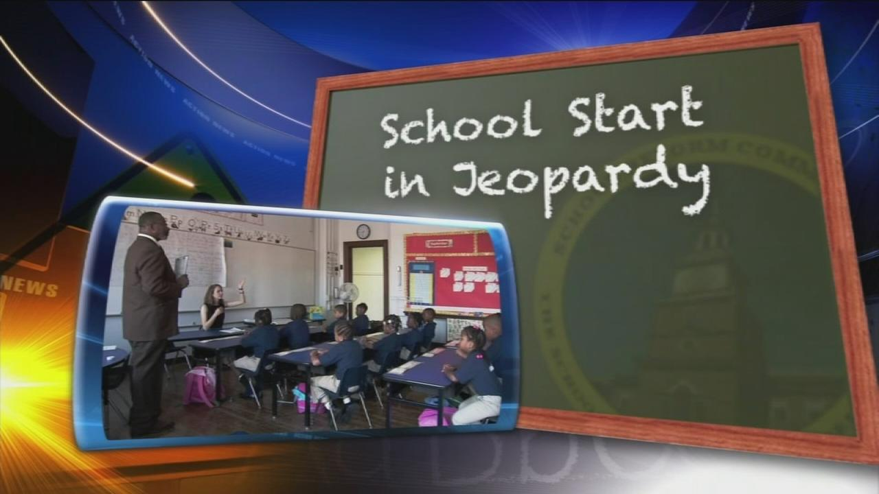 VIDEO: Cigarette tax for Philly schools stalls, jobs jeopardized