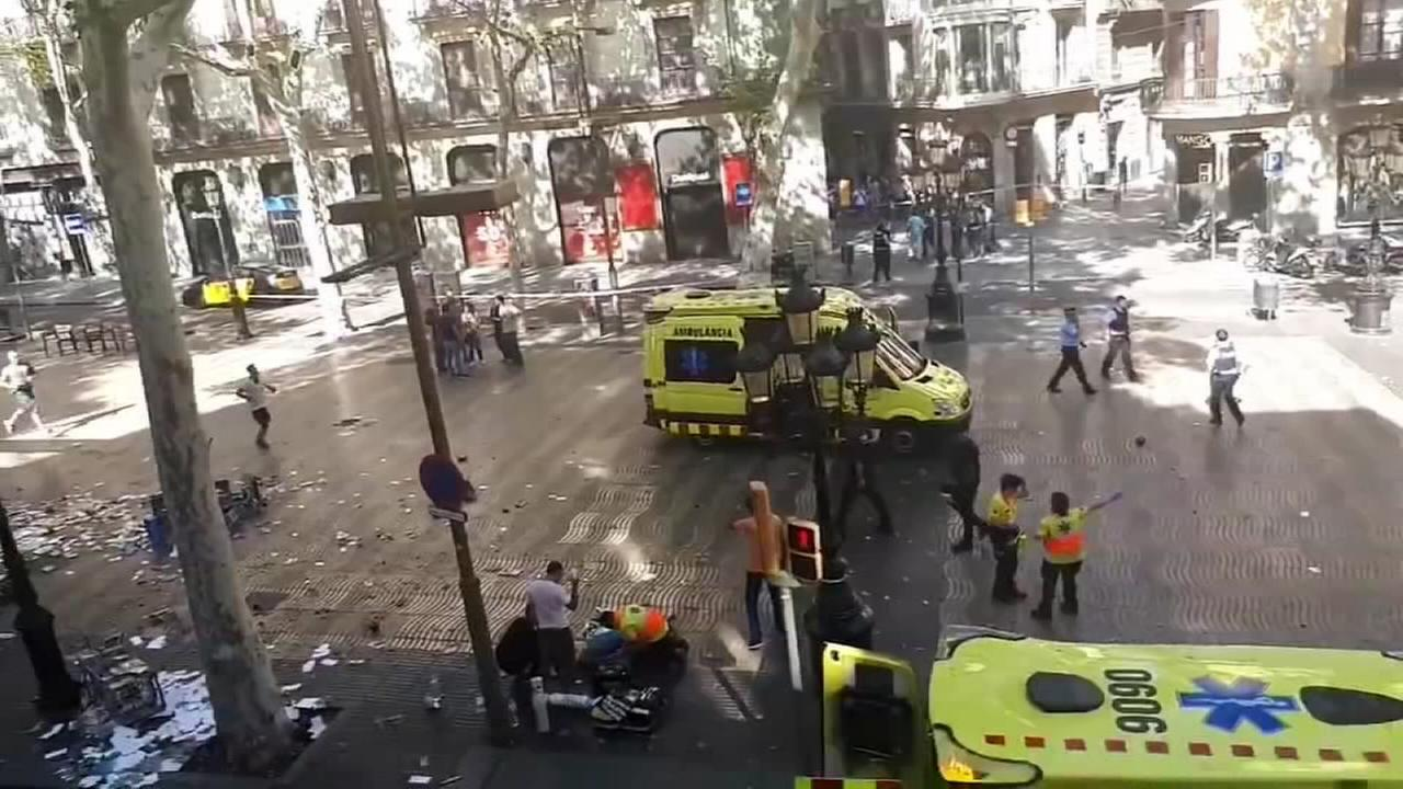 VIDEO: Attacks in Spain are linked, took long time to plan