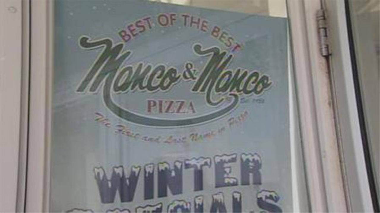 Manco and Manco Pizza Shop