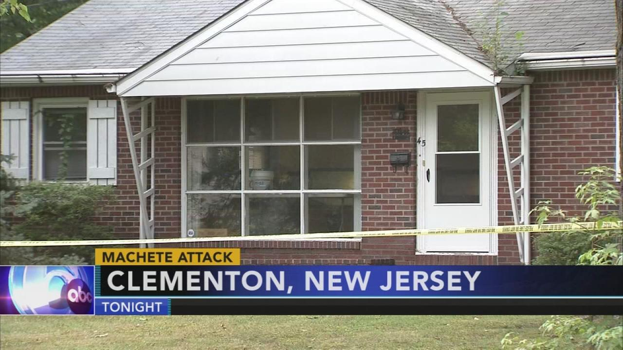 Man attacked with machete in Clementon