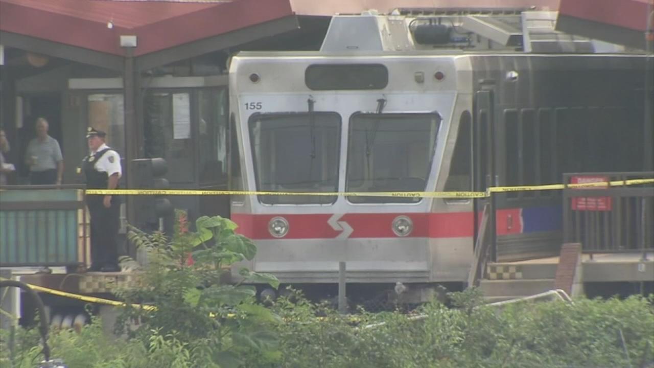 NTSB investigates SEPTA train crash