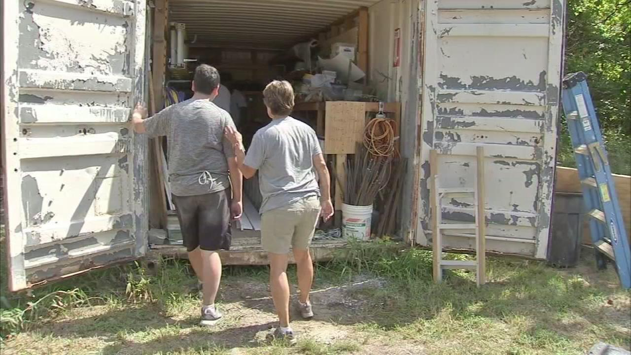 $5K in tools stolen from Habitat for Humanity site