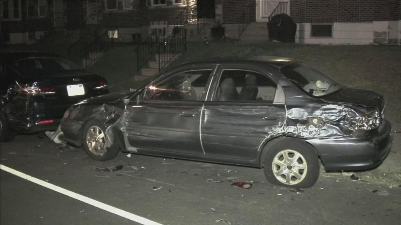 VIDEO: 27 cars smashed by suspected DUI driver