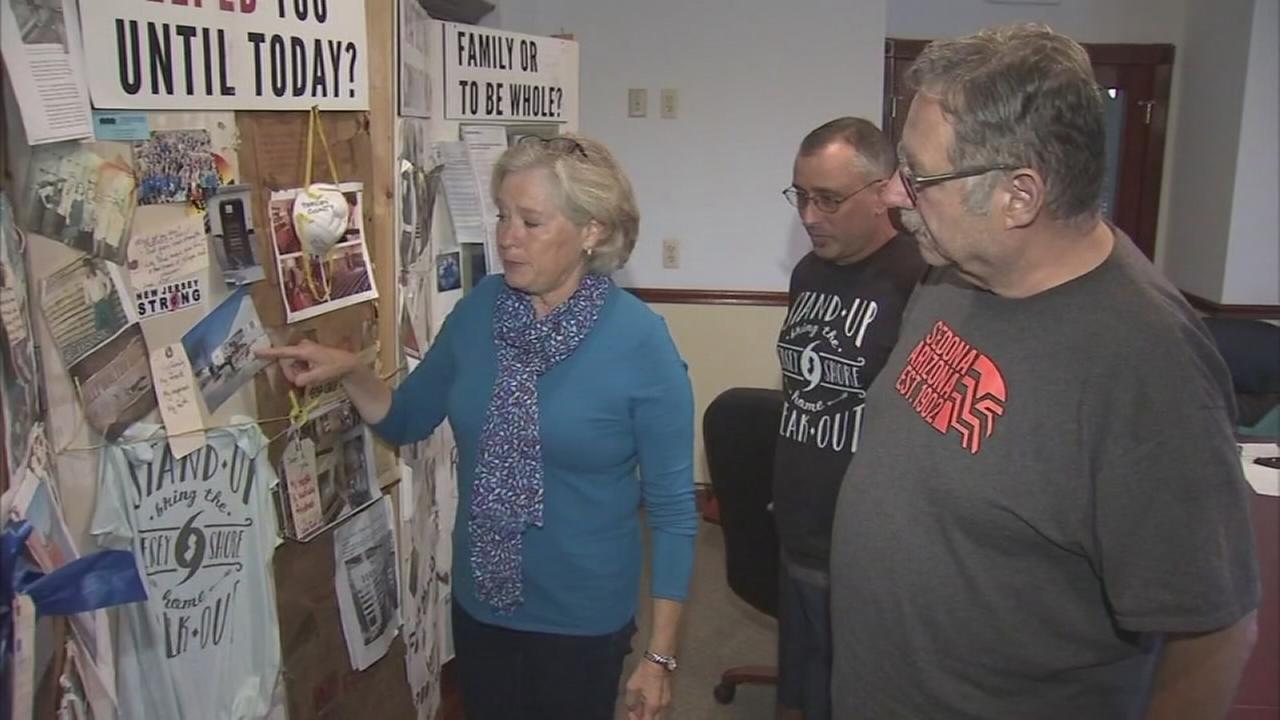 Sandy survivor: Heart breaks for Harvey victims