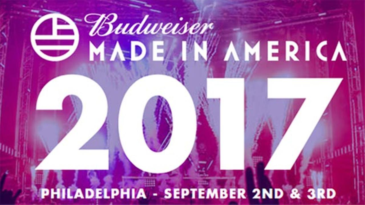 Street closures, other info for Made in America festival