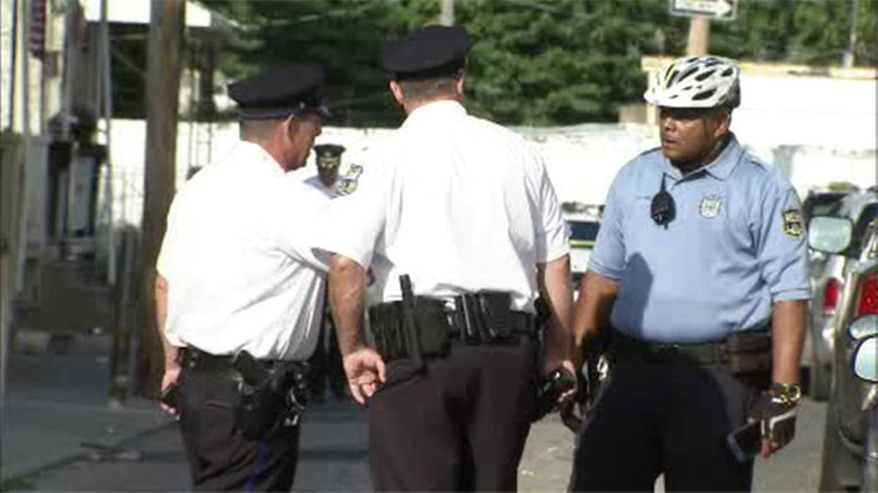 Man and woman shot in Southwest Philadelphia
