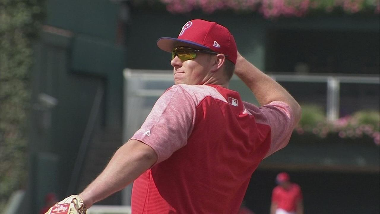 6abc Sports Flash: Rhys Hoskins and Philly Sports