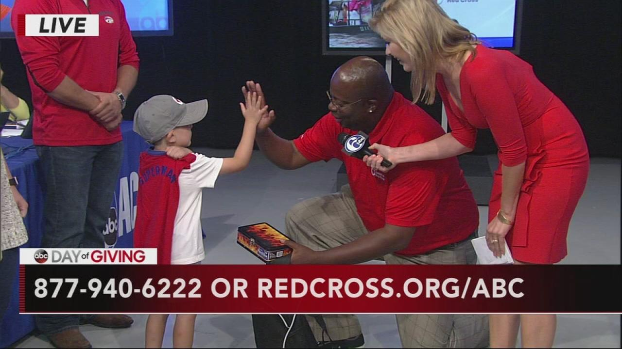 VIDEO: Day of Giving