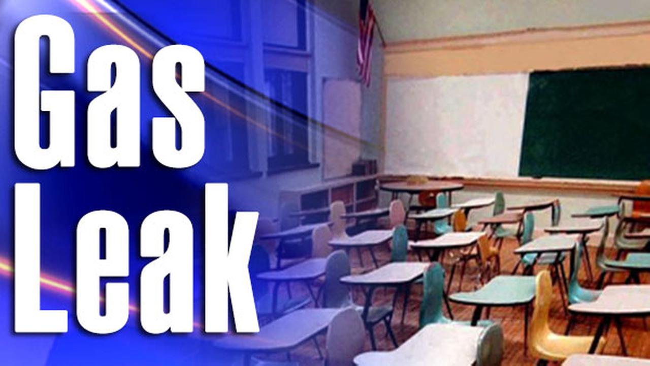 Gas leak closes West Phila. elementary school