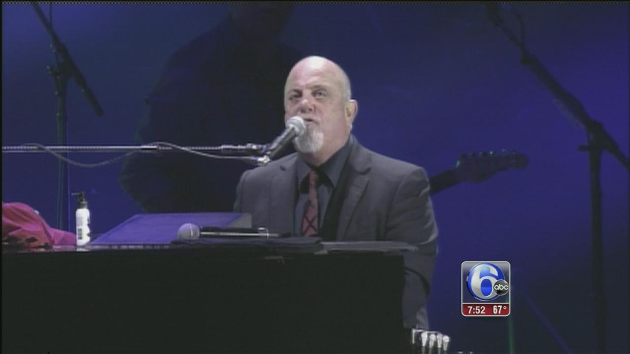 VIDEO: Billy Joel at Citizens Bank Park