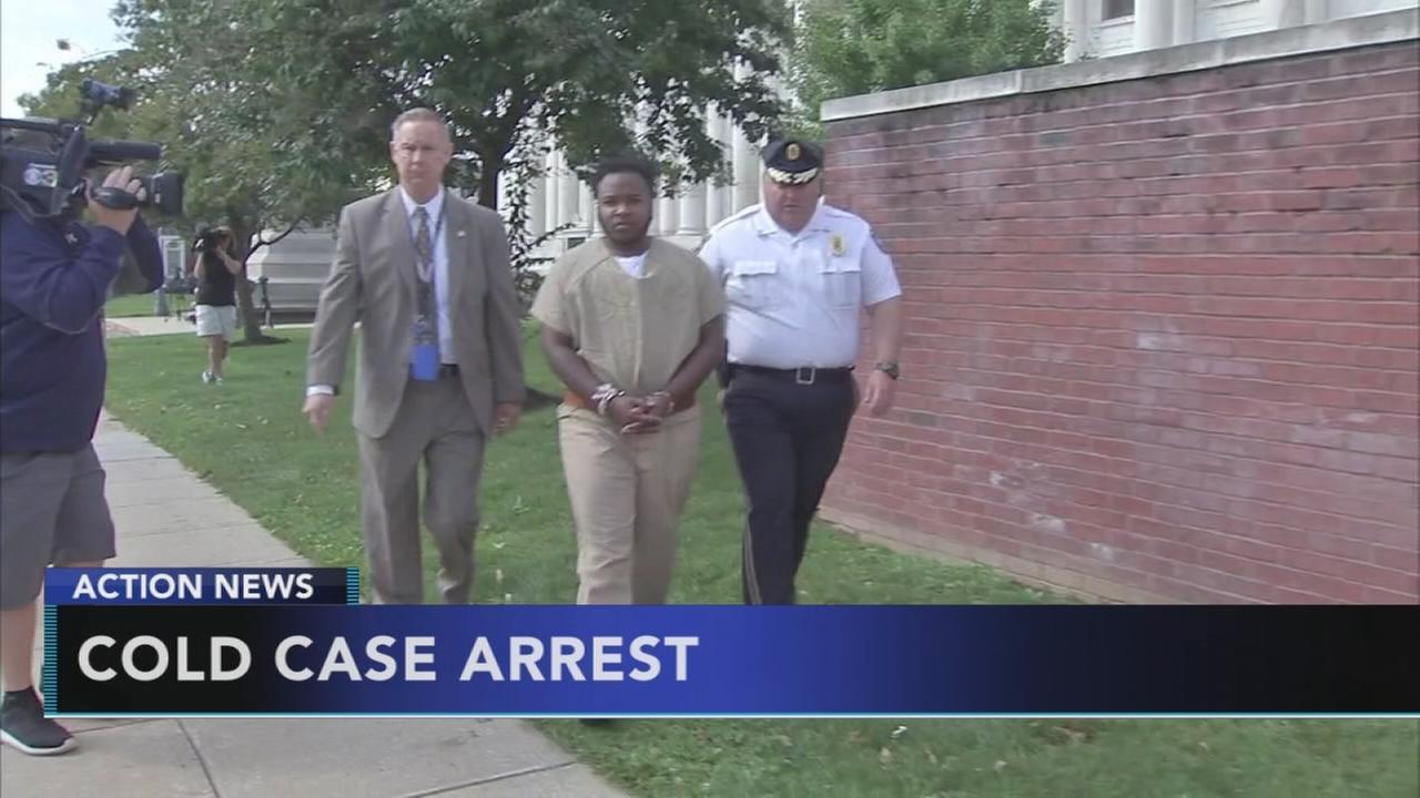 Cold case arrest