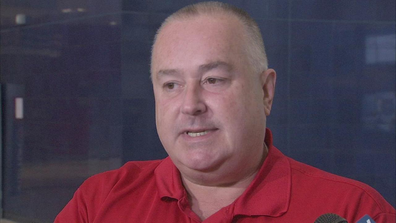 VIDEO: Local Red Cross worker leaves for SC