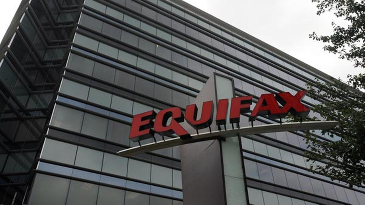 Equifax Inc. is seen, Saturday, July 21, 2012, in Atlanta. Equifax Inc. is a consumer credit reporting agency in the United States.