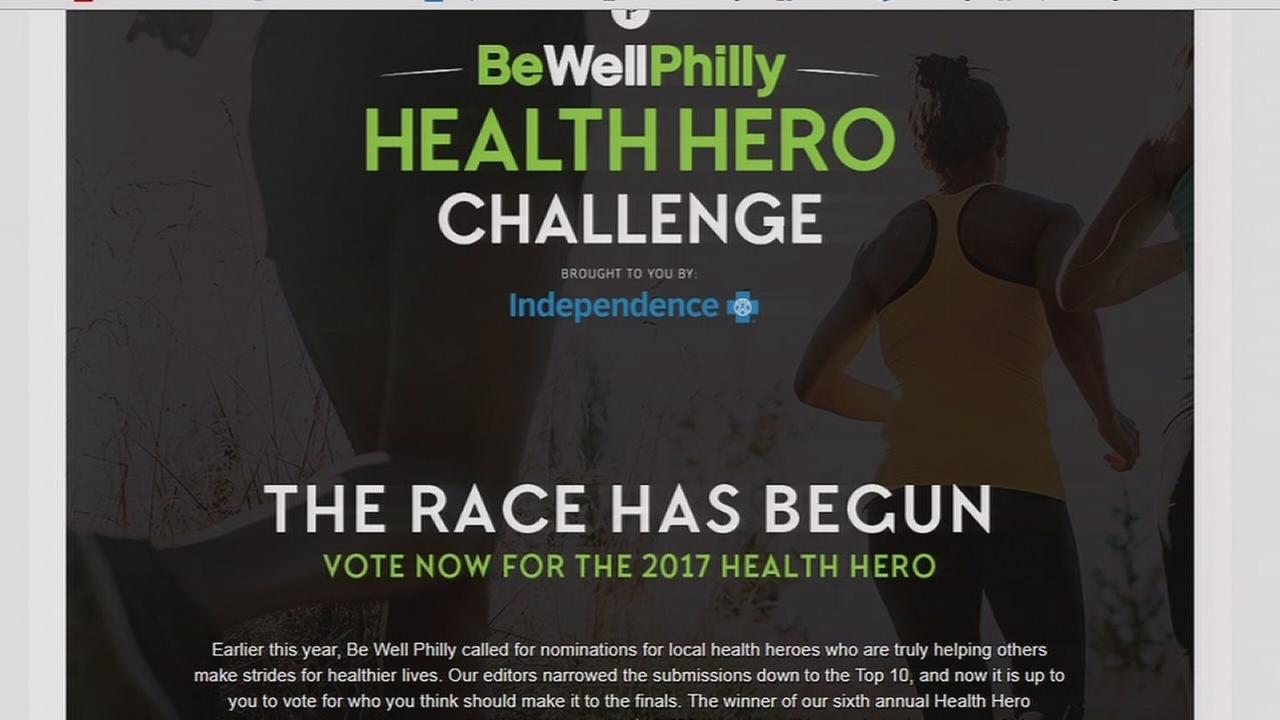 VIDEO: Philly Mags Hero Health Challenge semifinalists revealed
