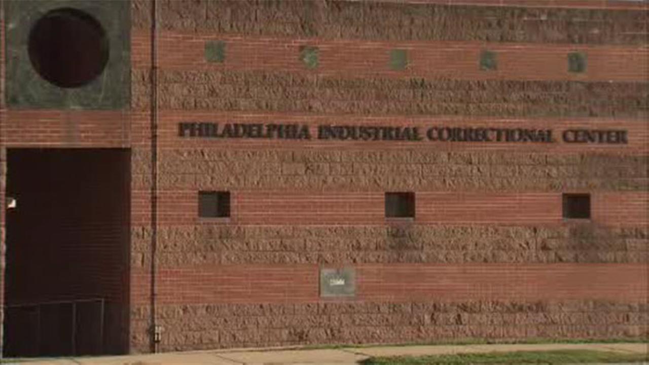 Inmate stabbed in Holmesburg  jail