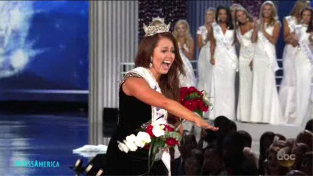 Miss North Dakota Cara Mund is new Miss America