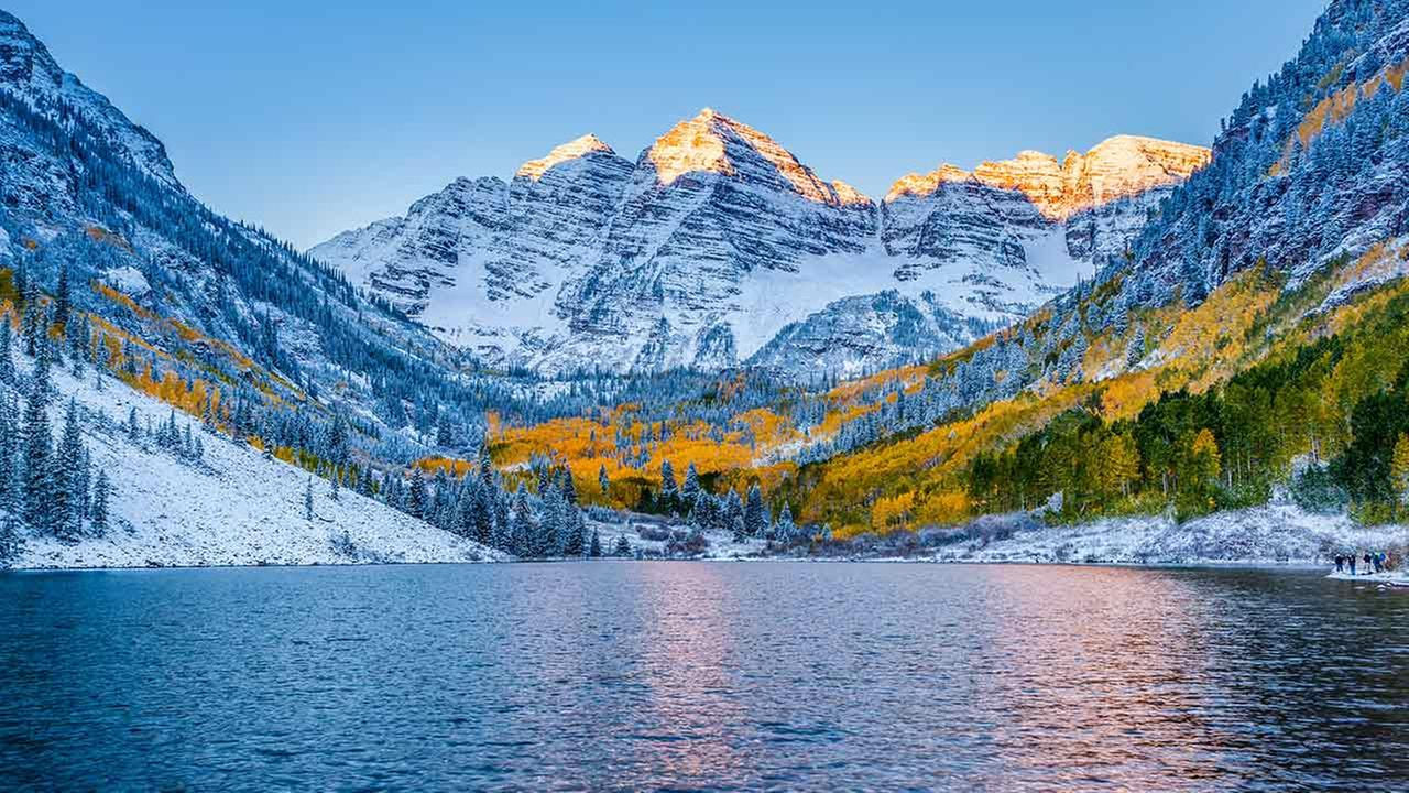 Pictured: Aspen, Colorado