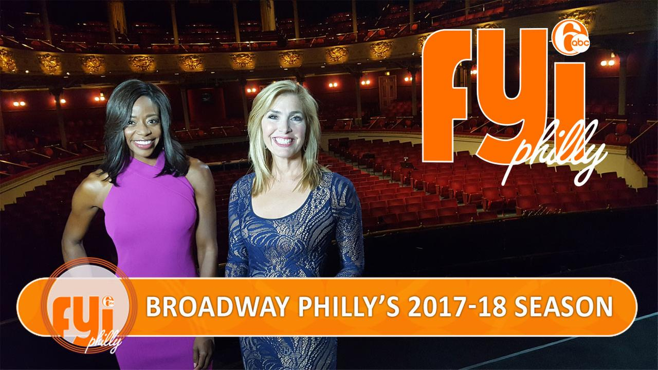 Previewing Broadway Philadelphia 2017-18 Season