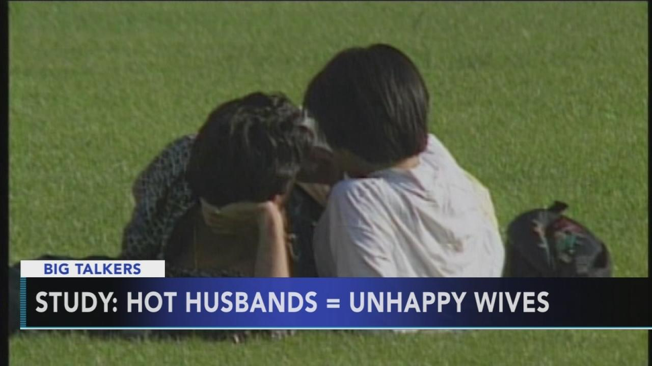 Study: Women with less attractive partners are happier